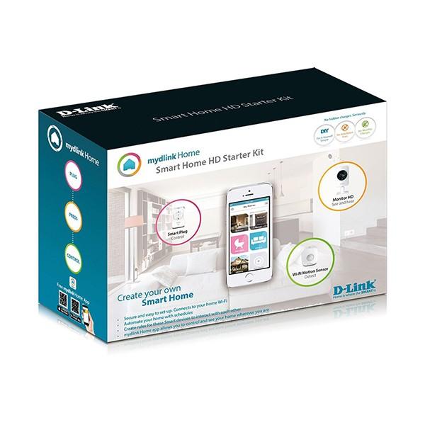 SmartHome HD Starter Kit D-Link DCH-100KT