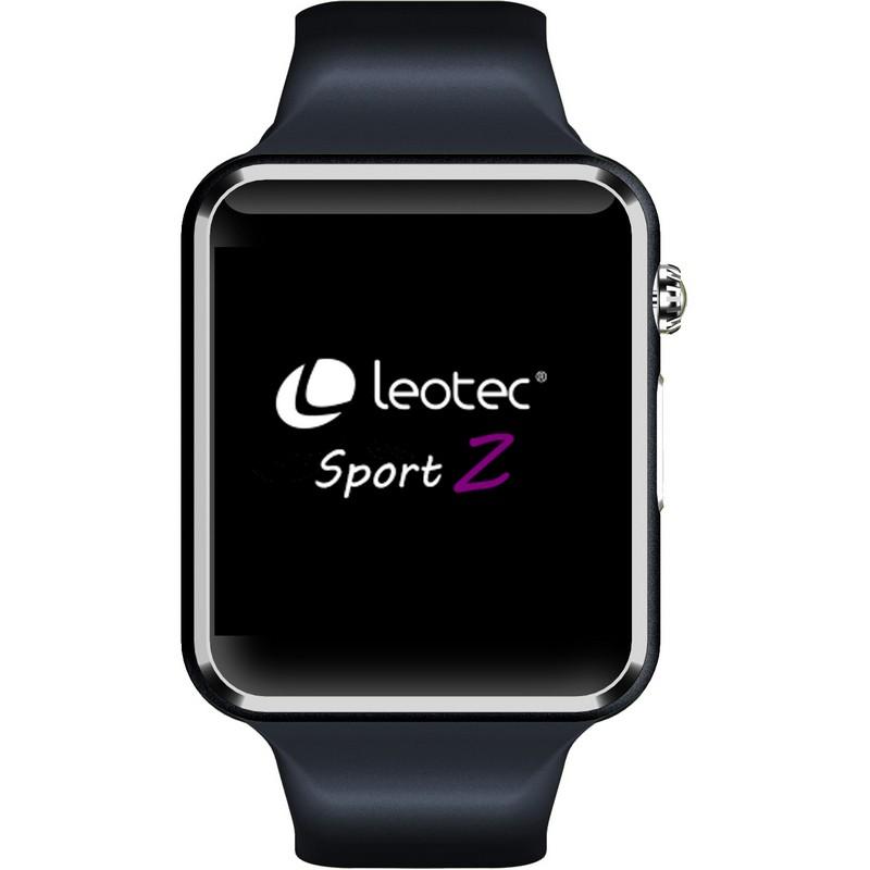 Smartwatch Leotec Sport Z Negro