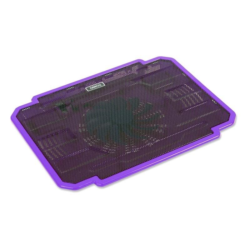 Soporte para Portátil con Ventilación Omega OMNCPIV 10