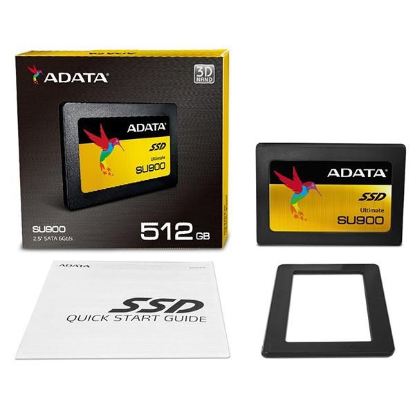SSD 512GB Adata Ultimate SU900 2.5\