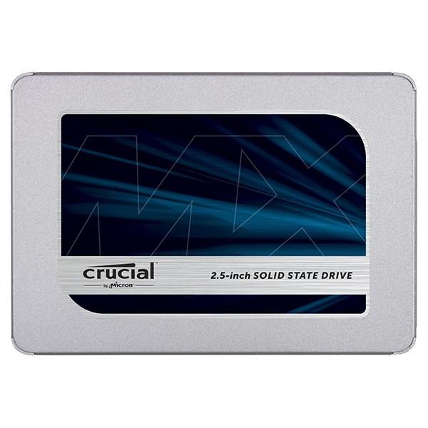 SSD 250GB Crucial MX500 CT250MX500SSD1 2.5 Sata3