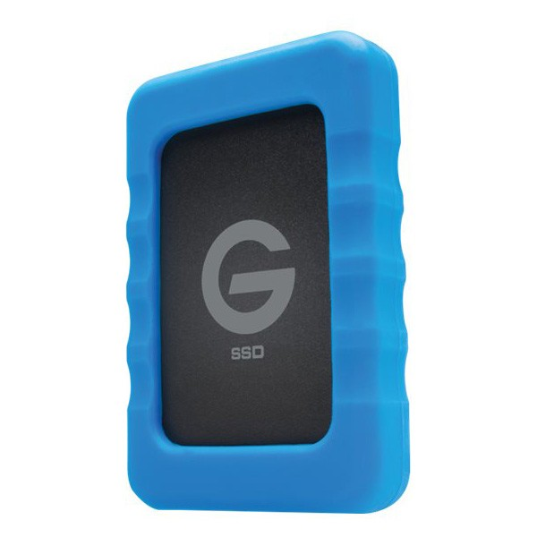 SSD Externo 500B G-Technology G-Drive ev RaW USB3.0