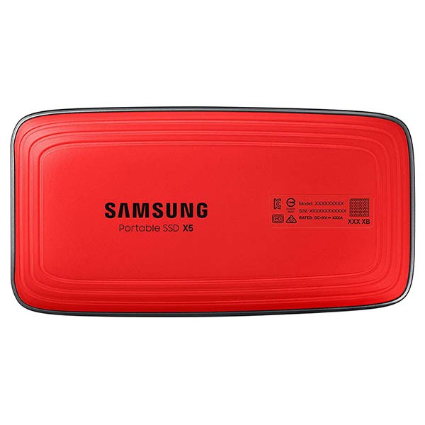 Disco Externo SSD 1TB Samsung X5 Thunderbolt 3