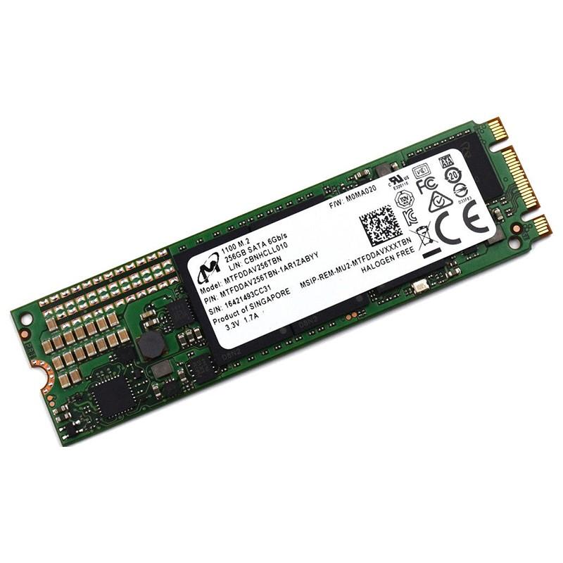 Disco M.2 512GB Micron 1100 TLC 3D NAND Sata3