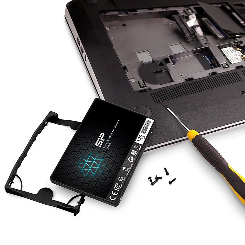 SSD 120GB Silicon Power Slim S55 7mm Sata3