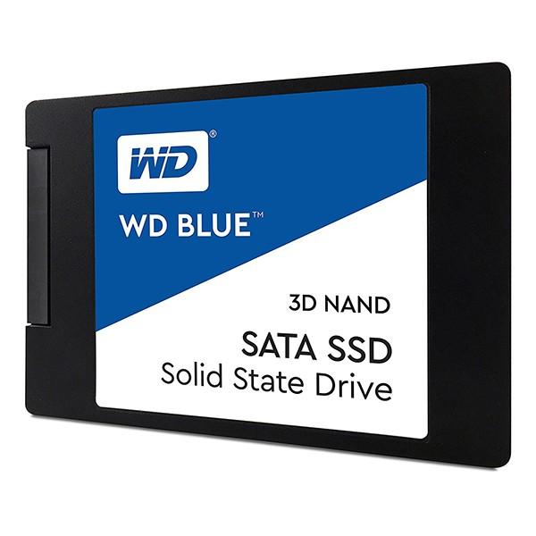 SSD 500GB Western Digital WD Blue 3D NAND Sata 6Gbps