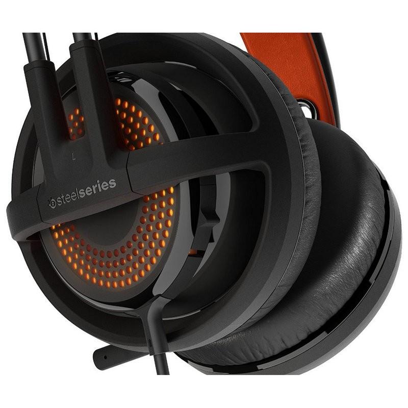 Auriculares SteelSeries Siberia 350 Negro