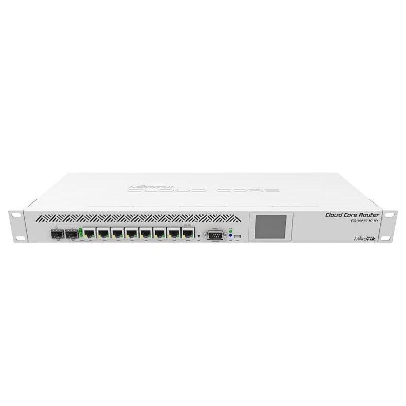 Switch Mikrotik CCR1009-7G-1C-1S+ Router SFP+ 1.2GHz 2G