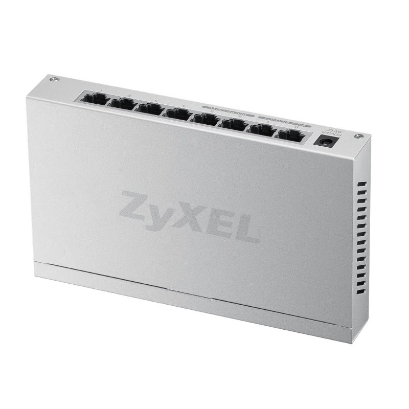 Switch 8p 10/100/1000Mbps ZyXEL GS-108B v3
