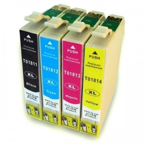 T1811 - t1814 cartucho de tinta compatible premium
