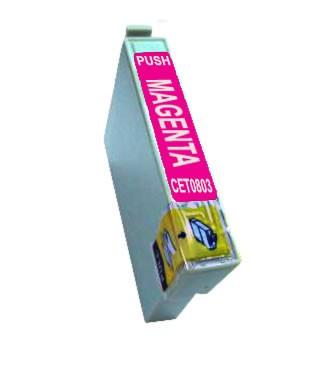 T0803 Compatible Ink Cartridge (Magenta)