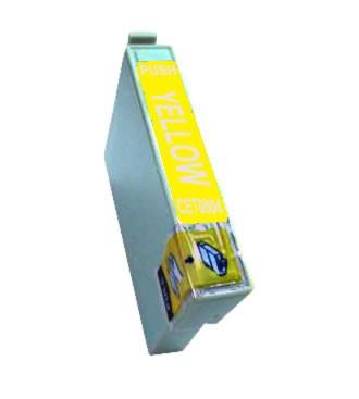 T0804 Cartucho de Tinta Compatible Premium (Amarillo)
