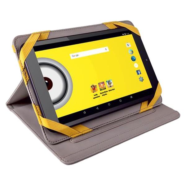 tablet-infantil-8-estar-minions-bananas-funda