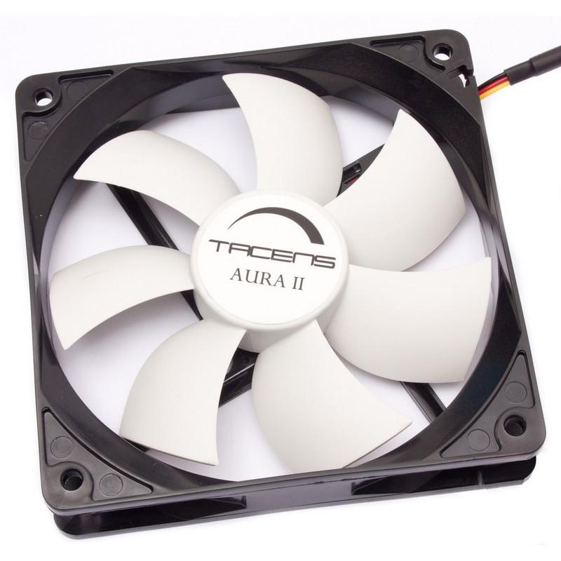 Ventilador PC Tacens Aura II 12cm 12dBA