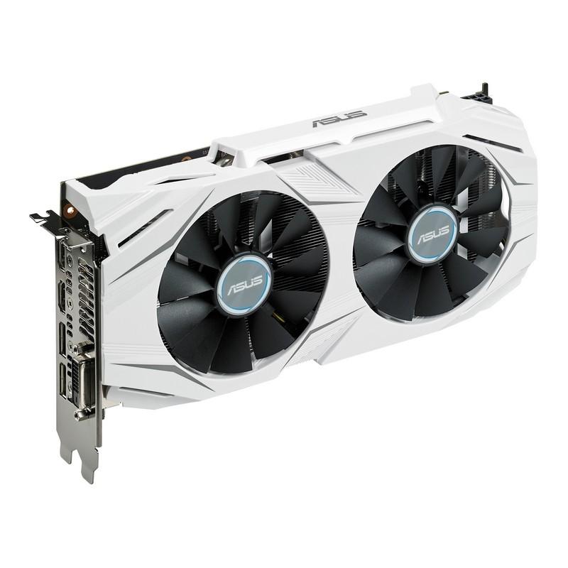 Tarjeta Gráfica Asus DUAL GeForce GTX 1060 3GB GDDR5