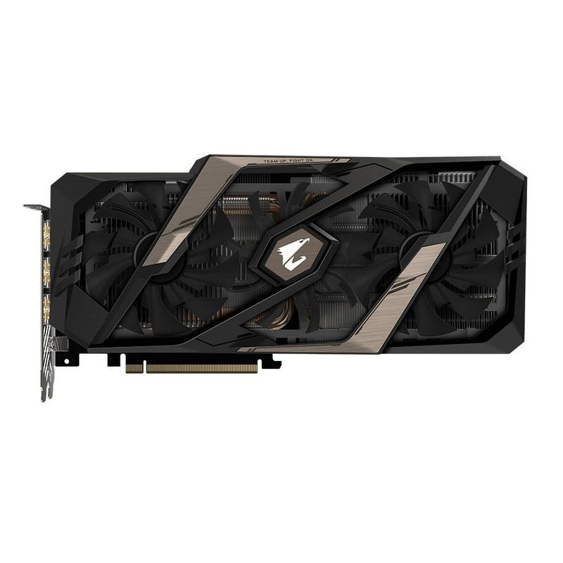 Tarjeta Gráfica Aorus GeForce RTX 2080 8GB GDDR6