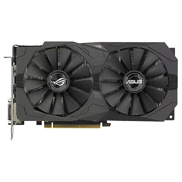Tarjeta Gráfica Asus ROG Strix Gaming AMD RX570 4GB GDDR5