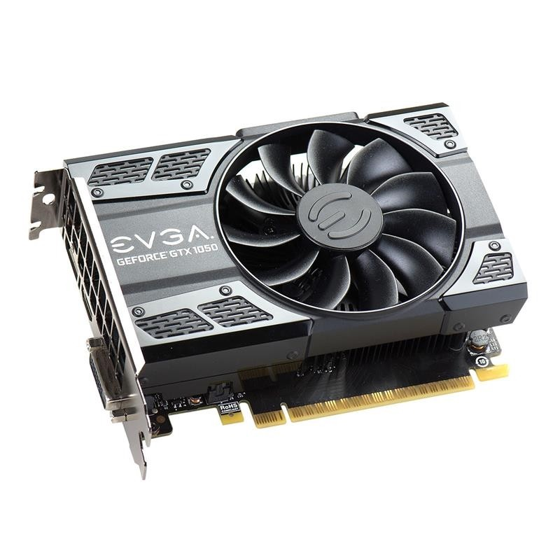 Tarjeta Gráfica EVGA GeForce GTX 1050 Ti SC Gaming 4GB GDDR5