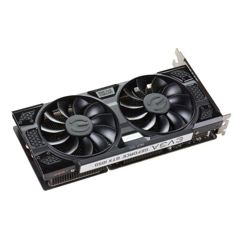 Tarjeta Gráfica EVGA GeForce GTX 1050 SSC ACX3.0 2GB GDDR5
