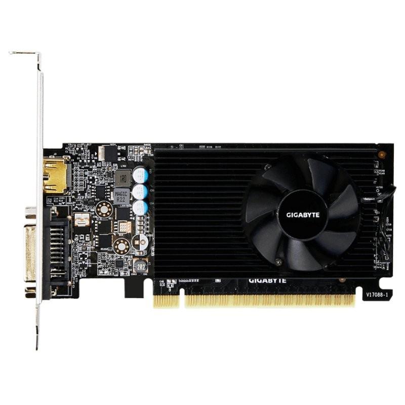 Tarjeta Gráfica Gigabyte GeForce GT 730 2GB GDDR5