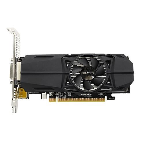Tarjeta Gráfica Gigabyte GeForce GTX 1050 Ti OC 4GB GDDR5