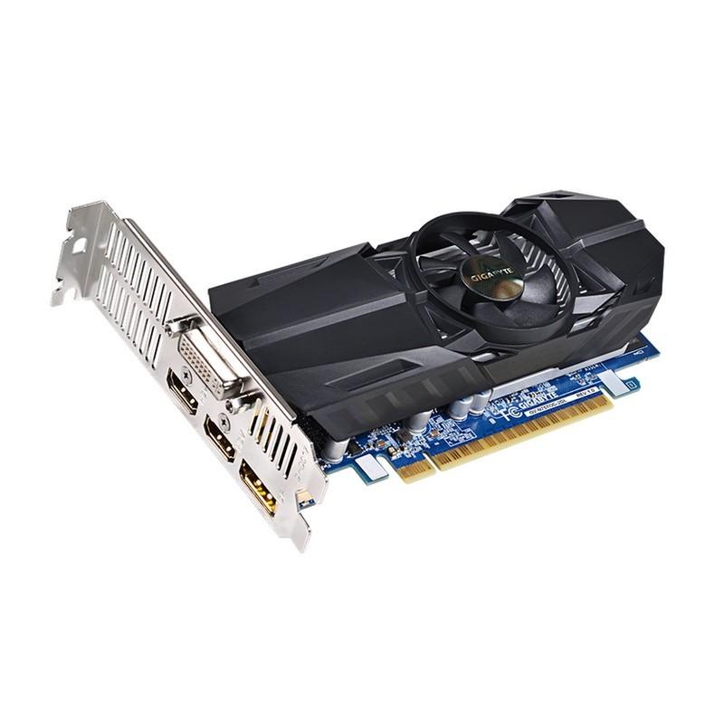 Tarjeta Gráfica Gigabyte GeForce GTX 750Ti Low Profile 2GB DDR5