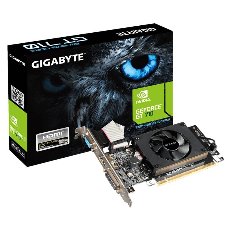 Tarjeta Gráfica Gigabyte GV-N710D3-2GL 2GB DDR3
