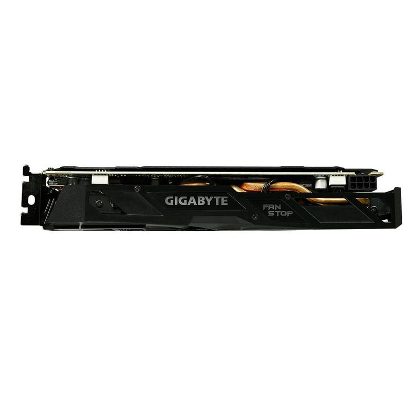 Tarjeta Gráfica Gigabyte Radeon RX 580 8GB GDDR5