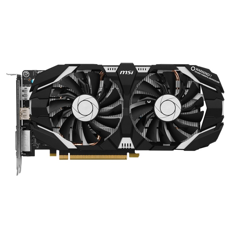 Tarjeta Gráfica MSI GeForce GTX 1060 6GT OCV1 6GB GDDR5