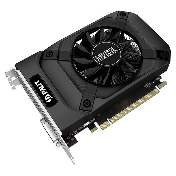 Tarjeta Gráfica Palit GeForce GTX 1050 Ti StormX 4GB GDDR5