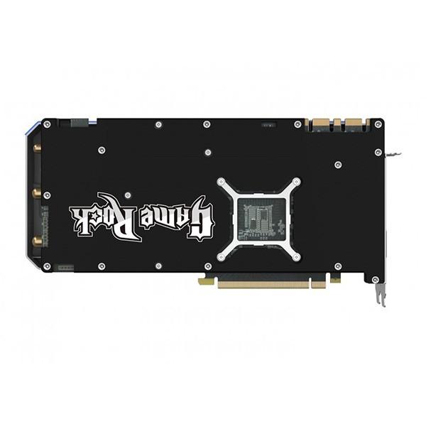 Tarjeta Gráfica Palit GeForce GTX 1070 GameRock Premium Edition 8GB GDDR5