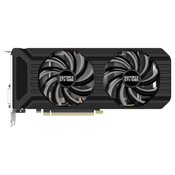 Tarjeta Gráfica Palit GeForce GTX 1080 Dual OC 8GB GDDR5X