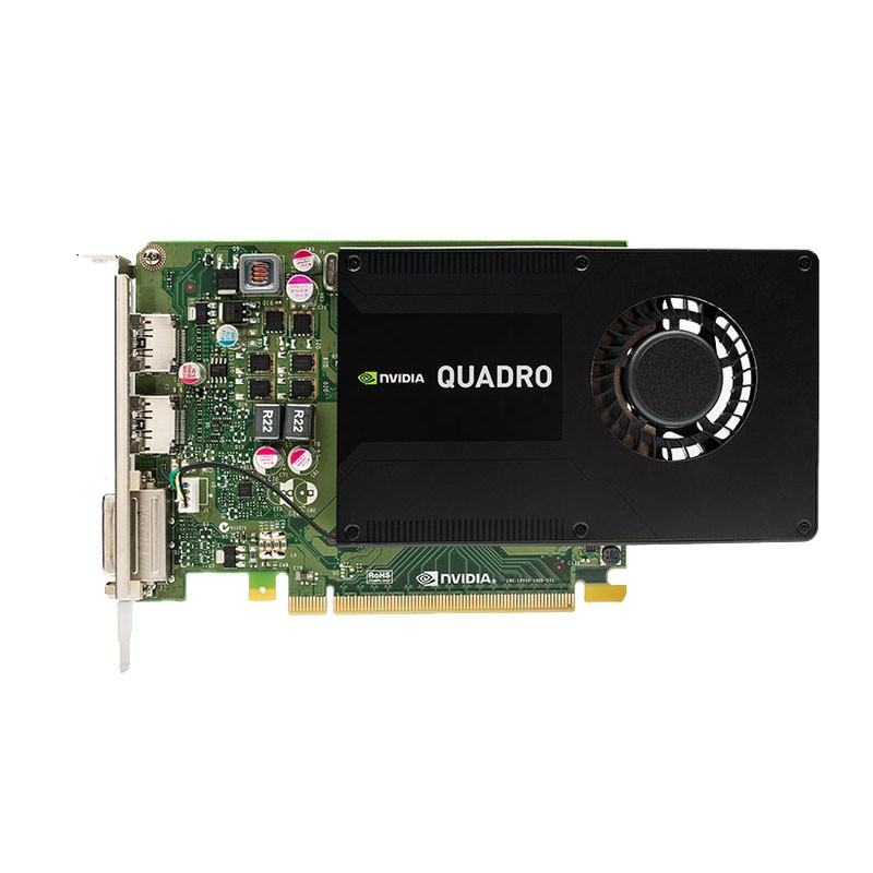 Tarjeta Gráfica PNY Quadro K2200 4GB GDDR5