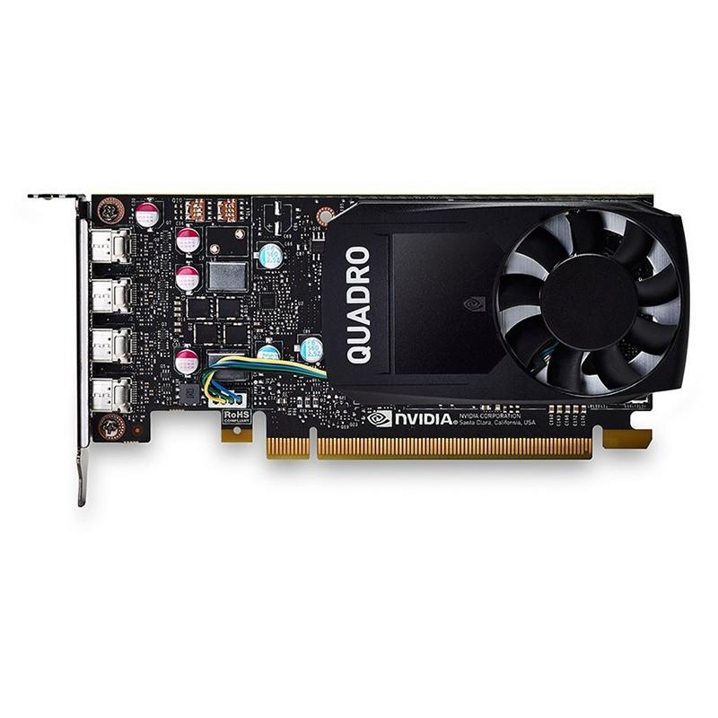 Tarjeta Gráfica PNY Quadro P600 2GB GDDR5