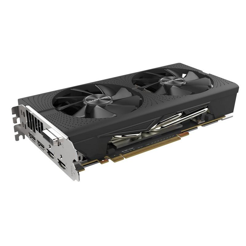 Tarjeta Grafica Sapphire PULSE Radeon RX 580 4GB GDDR5