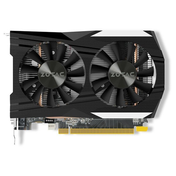 Tarjeta Gráfica Zotac GeForce GTX 1050 OC 2GB GDDR5
