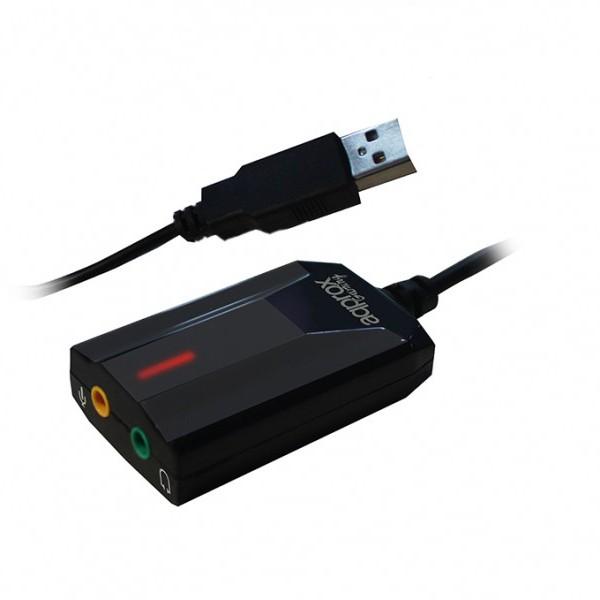 Tarjeta de Sonido USB 7.1 Approx APPX71