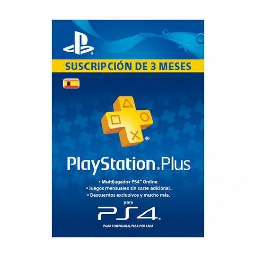 PlayStation Plus Card Suscripción 90 días