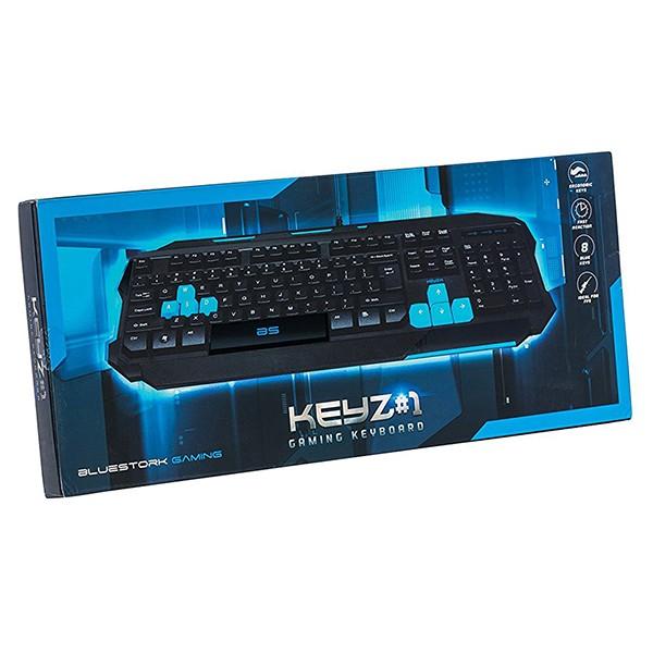 Teclado USB Bluestork BS-GKB-KEYZ1