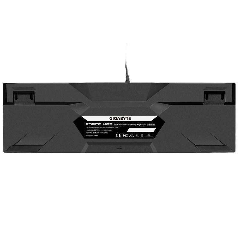 Teclado Mecánico Gigabyte Force K85 RGB