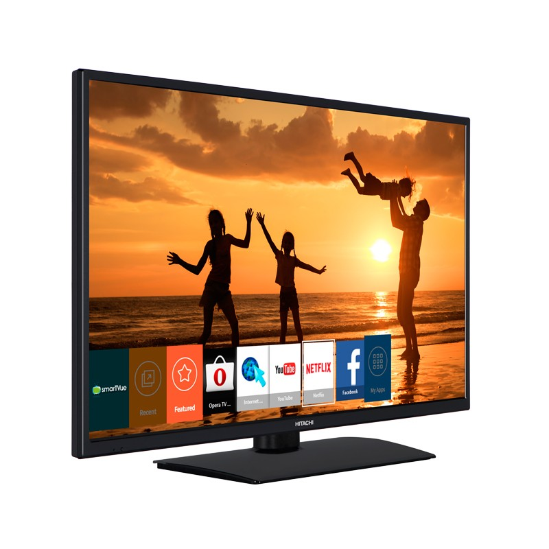 Televisor 39` hitachi 39hb4t62 full hd smart tv wifi
