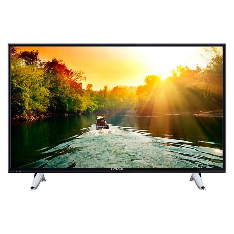 Televisor 48` hitachi 48hb6w62 full hd smart tv wifi