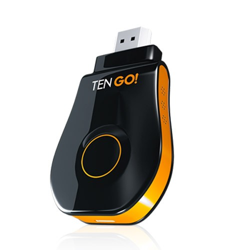 Receptor WiFi Multimedia HD Ten-Go! GoCast allMirroring