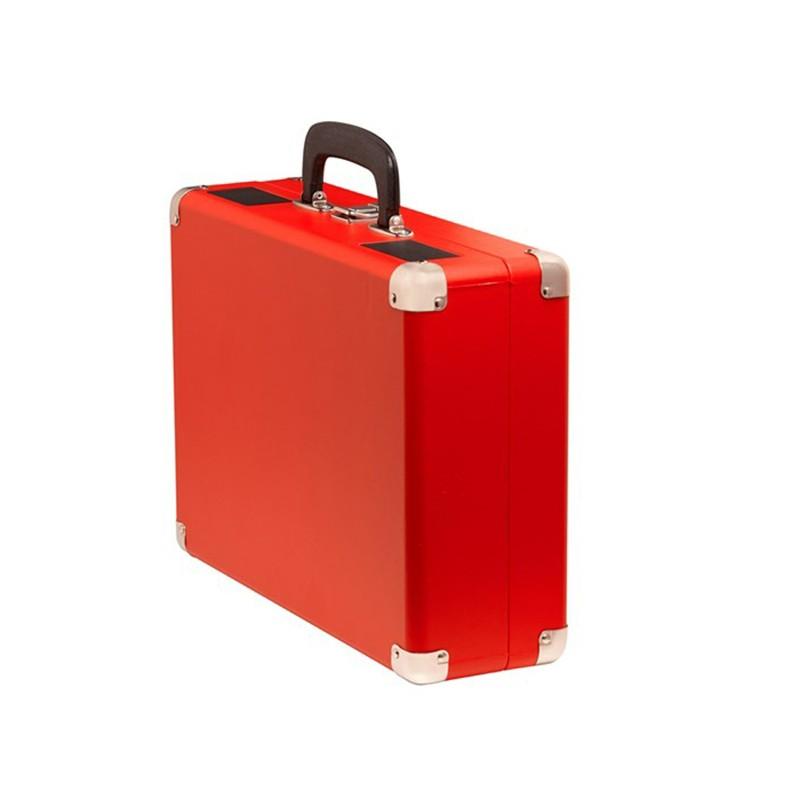 Tocadiscos USB Denver VPL-120 Rojo