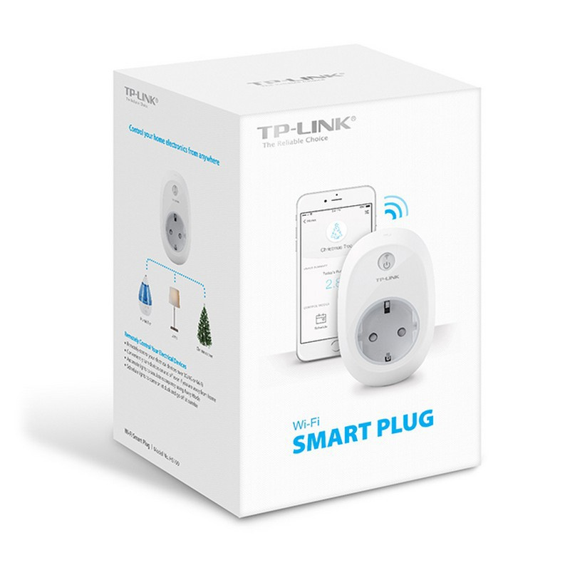 Enchufe Inteligente Tp-Link HS100 WiFi