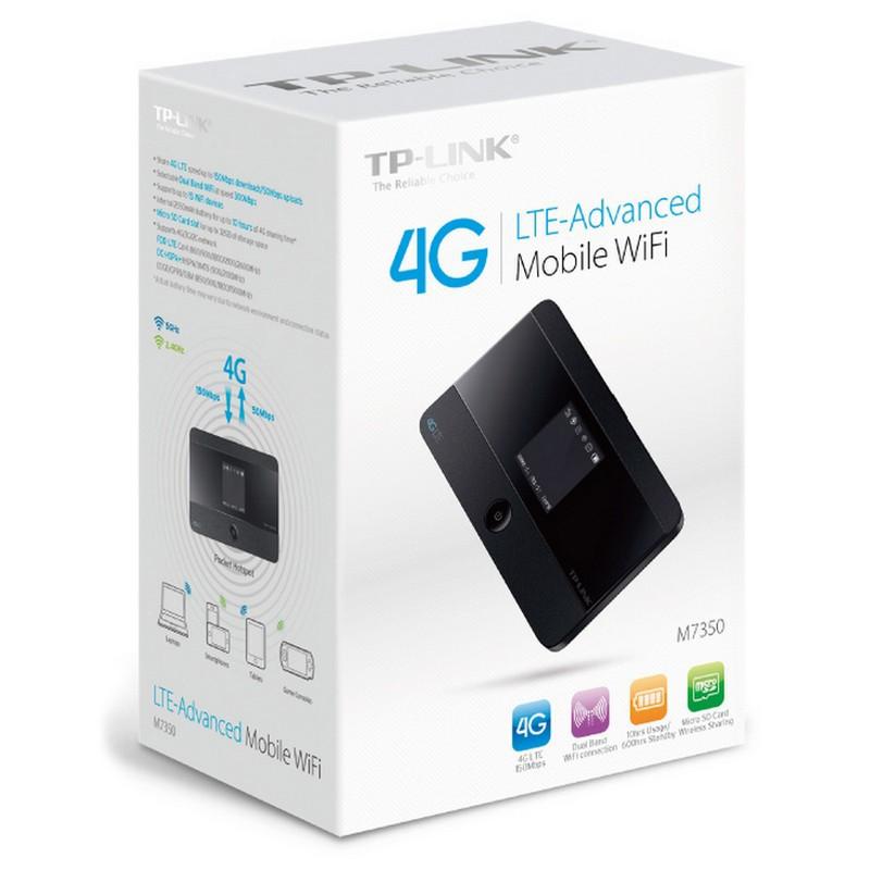 Modem Portatil LTE-4G TP-Link M7350