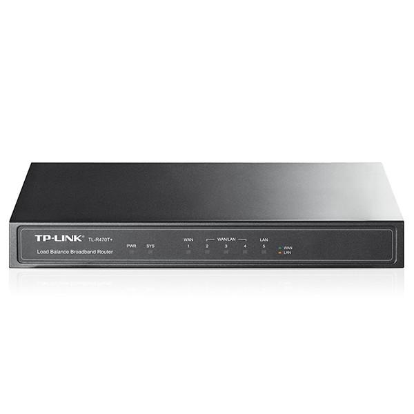 Router con Balance de Carga TP-Link TL-R470T+