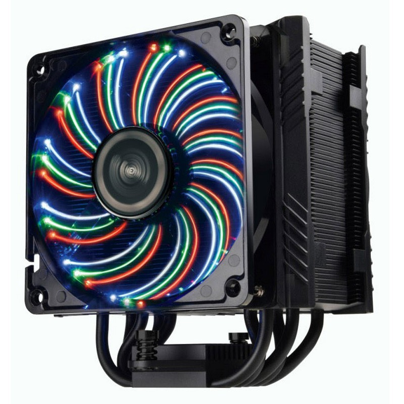 Ventilador CPU Enermax ETS-T50A-BVT Axe 120mm LED