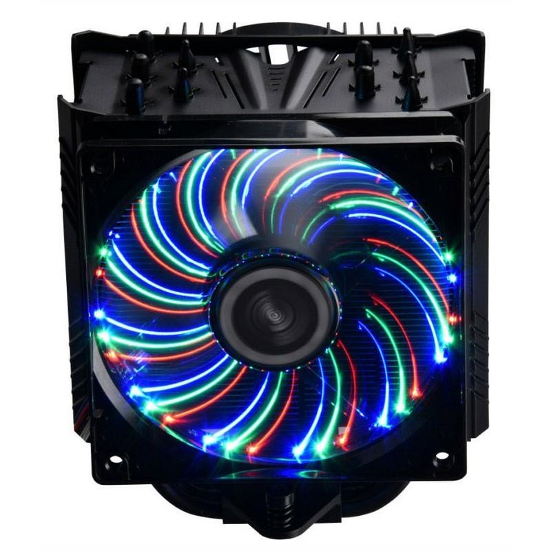 Ventilador CPU Enermax ETS-T50A-BVT Axe 120mm LED