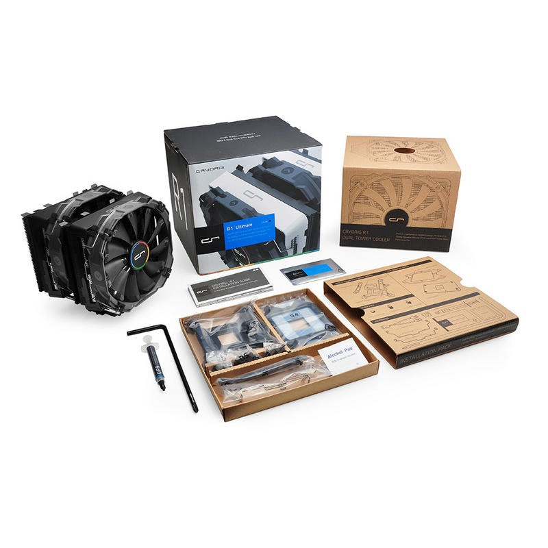Ventilador Disipador para CPU Cryorig R1 Ultimate 140mm